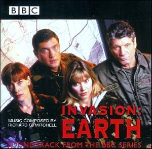 Invasion: Earth (soundtrack from the BBC series)