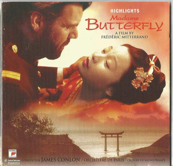 Madame Butterfly (Original Soundtrack)-Highlights