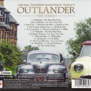 Outlander- The Series (Original Television Soundtrack- Season 3) back