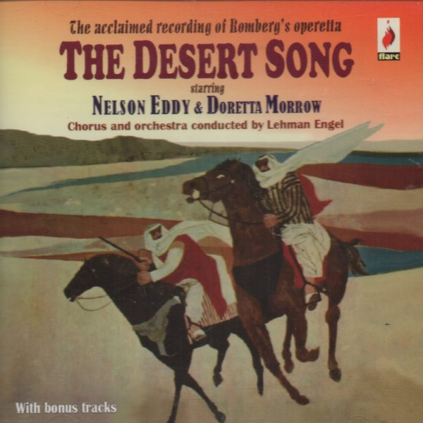 desert song cast