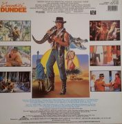 """Crocodile"" Dundee - Original Motion Picture Score back"
