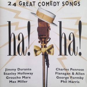 Ha! Ha! (24 Great Comedy Songs)