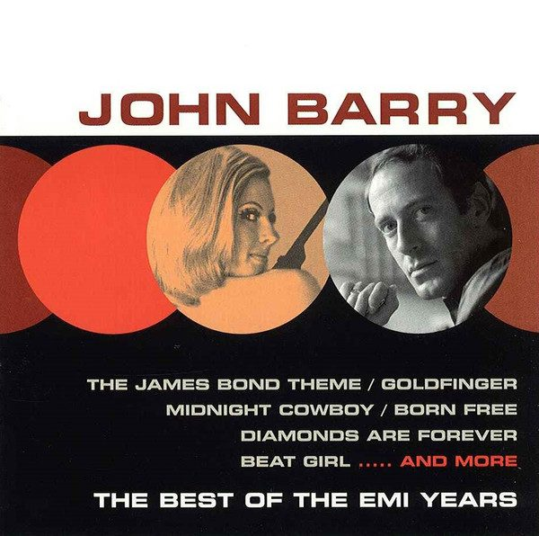 John Barry – The Best Of The EMI Years