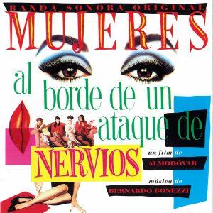 Mujeres al borde de un ataque de nervios - Banda sonora original