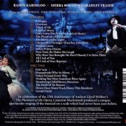 The Phantom Of The Opera At The Royal Albert Hall (In Celebration Of 25 Years) back