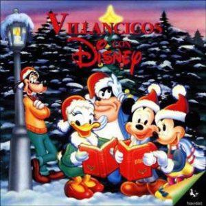 Villancicos Con Disney