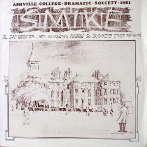 Simon May / Roger Holman - Ashville College Dramatic Society – Smike Simon May / Roger Holman - Ashville College Dramatic Society – Smike