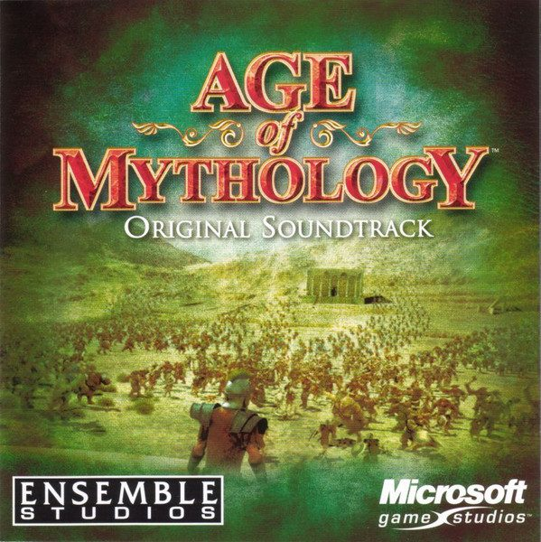 Age Of Mythology Original Soundtrack (Collectors Edition)