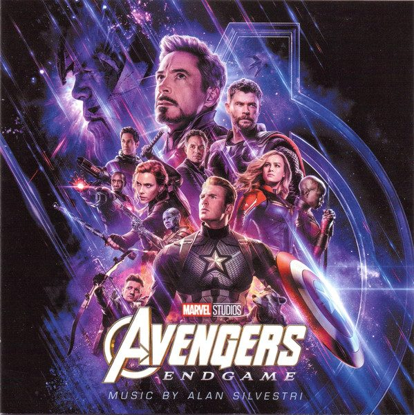 Avengers: Endgame (Original Motion Picture Soundtrack)