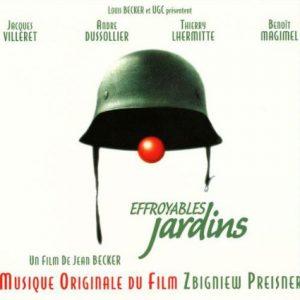 Effroyables Jardins - Musique Originale Du Film