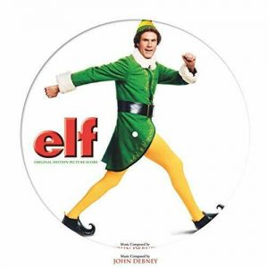 Elf -Original Motion Picture Score [PICTURE VINYL]