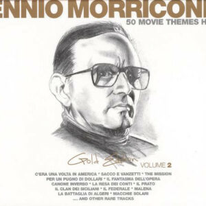 Ennio Morricone ‎– 50 Movie Theme Hits - Gold Edition Volume 2