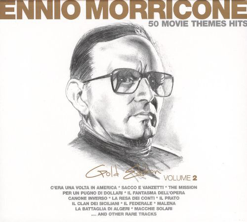 Ennio Morricone – 50 Movie Theme Hits - Gold Edition Volume 2