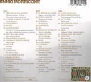 Ennio Morricone – 50 Movie Theme Hits - Gold Edition Volume 2 back
