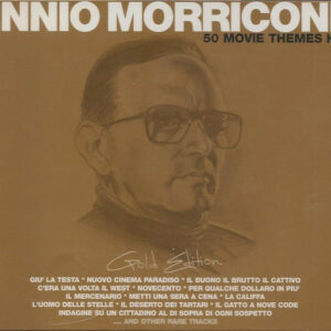 Ennio Morricone ‎– 50 Movie Themes Hits - Gold Edition