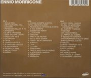 Ennio Morricone – 50 Movie Themes Hits - Gold Edition back