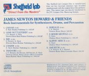 James Newton Howard & Friends BACK