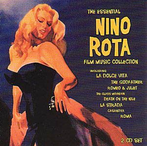 Nino Rota ‎– The Essential Film Music Collection