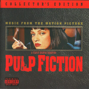 Pulp Fiction (Music From The Motion Picture) Collector's Edition