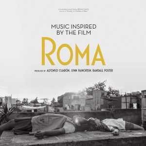 Roma (Music Inspired by the Film) Limited 2XLP Clear