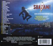 Shazam! (Original Motion Picture Soundtrack) back