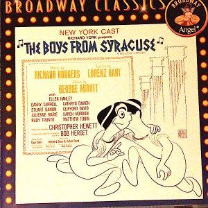 The Boys From Syracuse (1963 Off-Broadway Cast Recording)