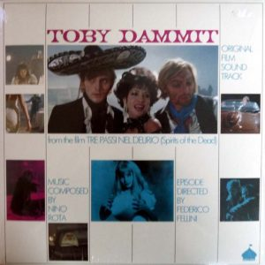 Toby Dammit (Original Film Soundtrack)
