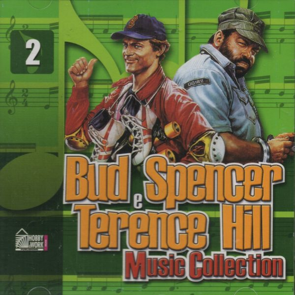 Bud Spencer & Terence Hill (MUSIC COLLECTION VOL. 2)