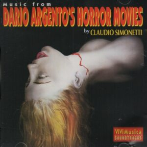 Music From Dario Argento's Horror Movies