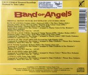 Band Of Angels, Death Of A Scoundrel, Etc. - Original Motion Picture Soundtracks & Scores back