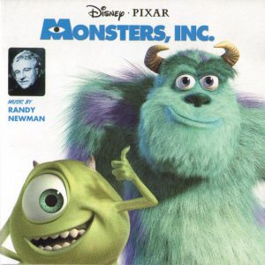 Monsters, Inc. (An Original Walt Disney Records Soundtrack)