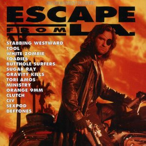 Music From And Inspired By John Carpenter's Escape From L.A.