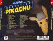 Pokémon- Detective Pikachu (Original Motion Picture Soundtrack) back