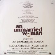 unmarried woman back