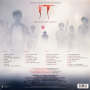 IT- Original Motion Picture Soundtrack back