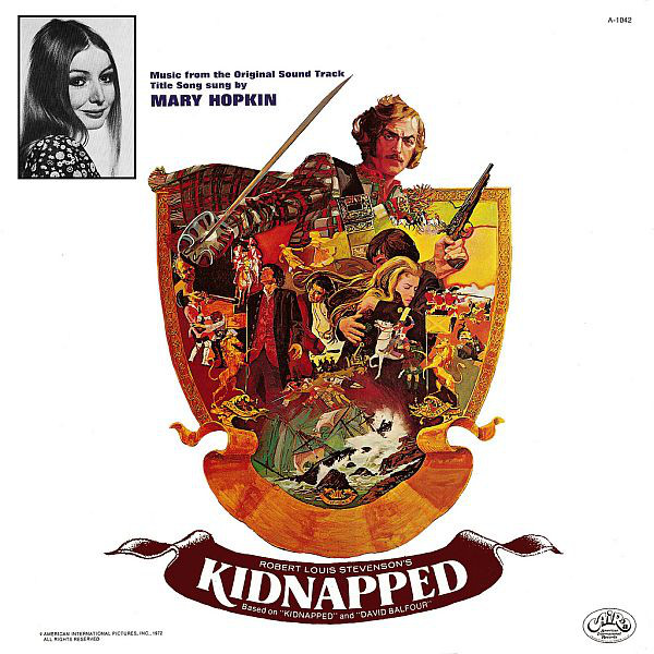 Kidnapped (Original Motion Picture Soundtrack)