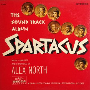 Spartacus (The Sound Track Album)