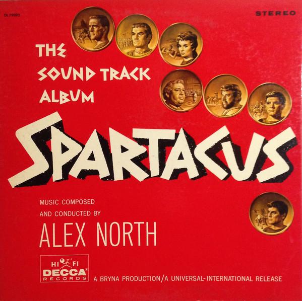 Spartacus (The Sound Track Album)