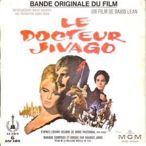 "Bande Originale Du Film ""Le Docteur Jivago"""