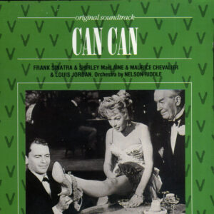 Cole Porter's Can-Can: Original Soundtrack Album Cole Porter's Can-Can: Original Soundtrack Album