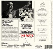 The Party (Music From The Film Score) back