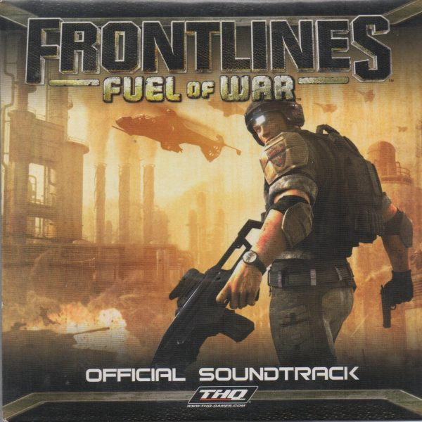 Frontlines (fuel of war)