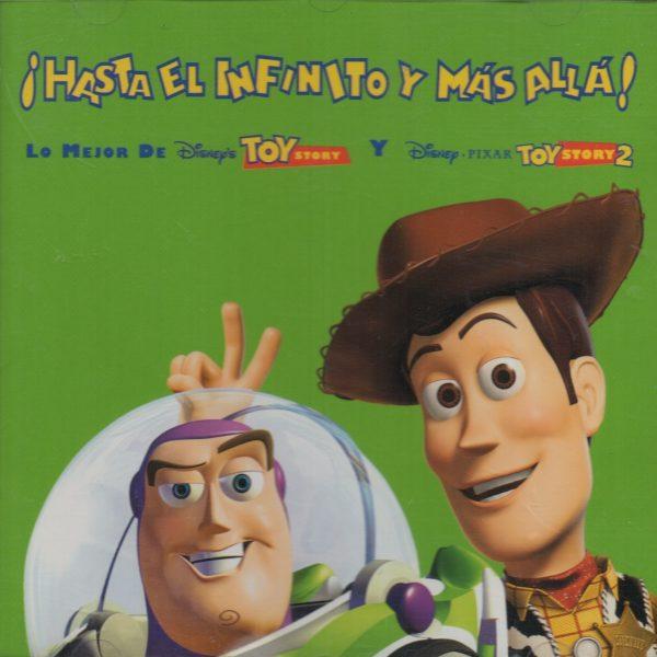 Toy Story: (hasta el infinito y mas alla)Toy Story: (hasta el infinito y mas alla)