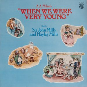 "A.A. Milne's ""When We Were Very Young"""