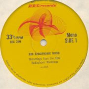 BBC Radio Enterprises – REC 25M label