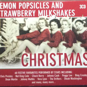 Lemon Popsicles And Strawberry Milkshakes Christmas