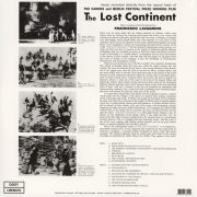 The Lost Continent back