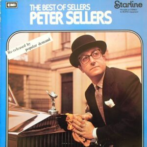 The Best Of Sellers (reissue)