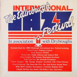 Edinburgh International Jazz Festival (Drybourghs)