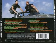 Fast & Furious 5 Rio Heist (Original Motion Picture Soundtrack) back